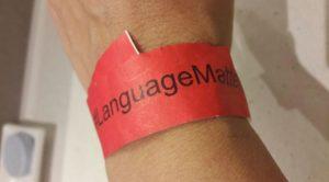 pulsera de jornadas de traducción
