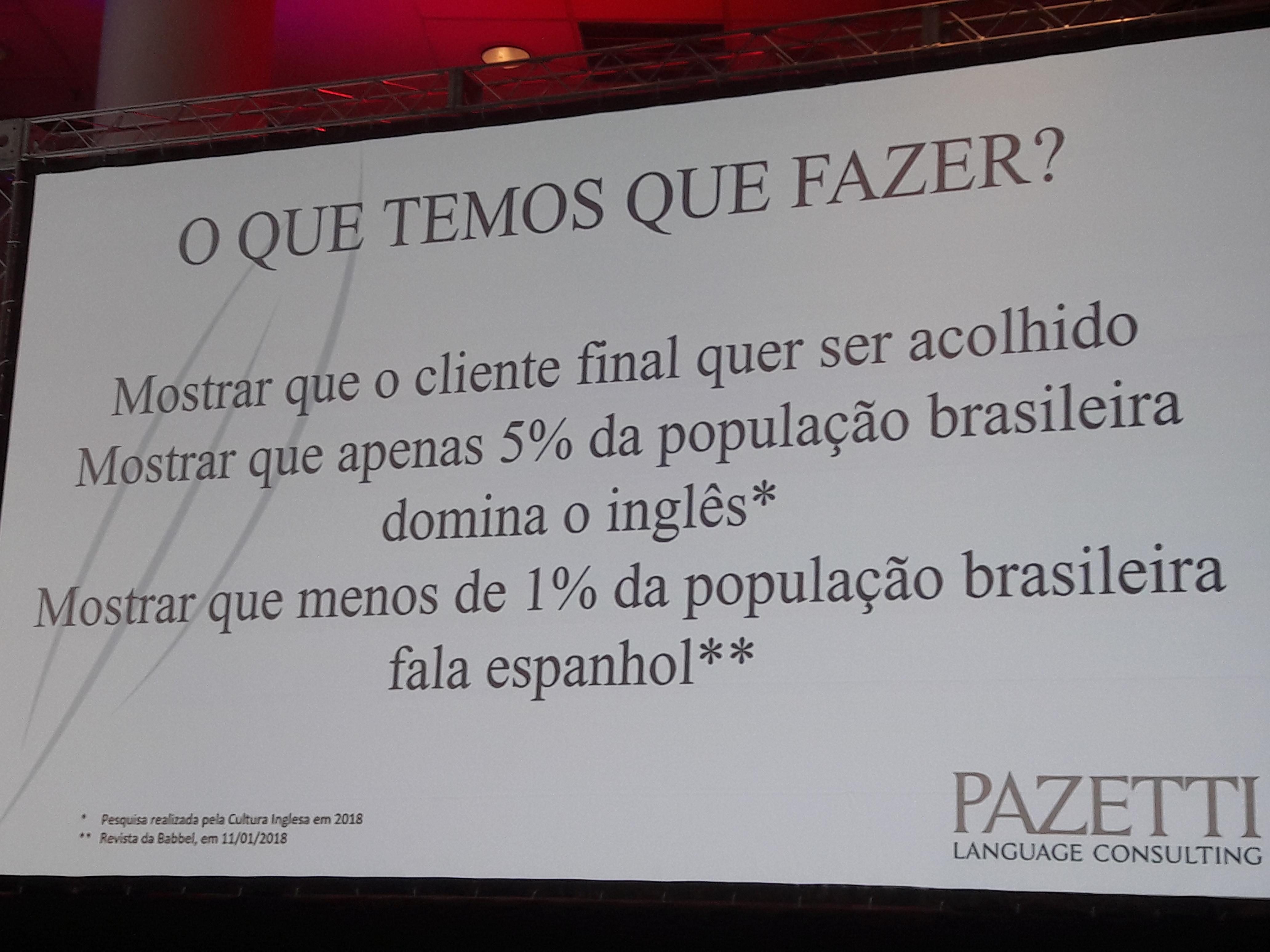 Jornadas de traducción en Brasil